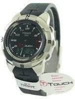 Tissot T-Touch Titanium Multifunction Chronograph T33.7.898.92 T33789892 Men's Watch
