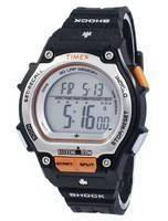 Relógio Timex Ironman Shock 30 Lap alarme Indiglo Digital T5K582 dos homens