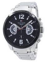 Tommy Hilfiger Decker Analog Quartz Tachymeter 1791472 Men's Watch
