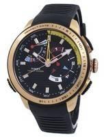 Relógio Timex Sports inteligente iate Racer™ Cronógrafo Quartz TW2P44400 masculino