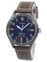 Timex The Waterbury Indiglo Original Quartz TW2P83800 Men's Watch