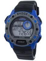 Relógio Timex expedição choque Base Indiglo Digital TW4B00700 masculino