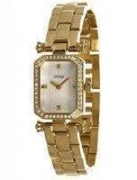 Guess Quartz Gold Toned U0107L2 Women's Watch