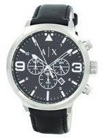 Refurbished Armani Exchange ATLC Chronograph Quartz AX1371 Men's Watch