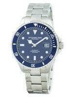 Refurbished Stuhrling Original Regatta Automatic Professional Diver 200M 792.02 Men's Watch