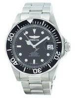 Refurbished Invicta Pro Diver 200M Automatic Black Dial 8926 Men's Watch