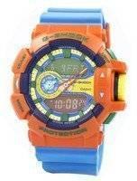 Refurbished Casio G-Shock Analog-Digital Multi-Color 200M GA-400-4A Men's Watch