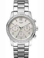 Guess Feminine Contemporary Chronograph U13593L1 Womens Watch