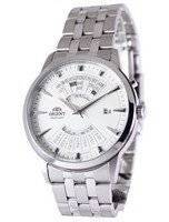 Refurbished Orient Automatic Multi Year Calendar EU0A003W Men's Watch