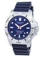 Relógio Victorinox, I.N.O.X. Exército suíço profissional Diver 200m quartzo 241734 masculino