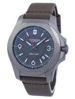 Victorinox I.N.O.X. Titanium Swiss Army Quartz 200M 241779 Men's Watch