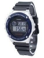Casio Illuminator Chronograph Alarm W-216H-2AV W216H-2AV Men's Watch