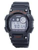 Casio Digital Vibration Alarm Illuminator W-735H-8AVDF W-735H-8AV Men's Watch
