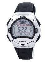 Casio Digital Sports Tide Graph Illuminator W-753-1AVDF W753-1AVDF Men's Watch
