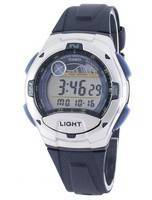Casio Sports Illuminator Tide Graph Moon Phase Digital W-753-2AV W753-2AV Men's Watch
