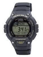 Casio gioventù digitale Tough Solar 5 allarmi W-S220-9AVDF orologio uomo