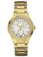 Guess Multifunction Gold Tone Quartz Crystal W0442L2 Women's Watch