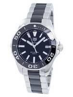 Tag Heuer Aquaracer Quartz WAY131A. BA0913 Relógio feminino