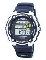 Casio Wave Ceptor Atomic Multiband 5 Digital WV-200E-2AV Men's Watch