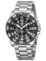 Luminox Sea Navy Seal Colormark Chrono 3180 Series Swiss Quartz 200M XS.3182 Men's Watch