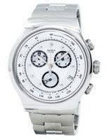 Relógio Swatch, ironia rico estrela cronógrafo taquímetro quartzo YOS401G masculino