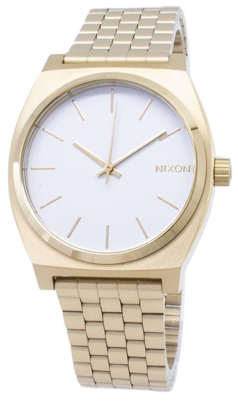 000b4dab2354 Detalles acerca de Nixon Time Teller A045-508-00 Analógico Cuarzo Reloj  para hombre- mostrar título original