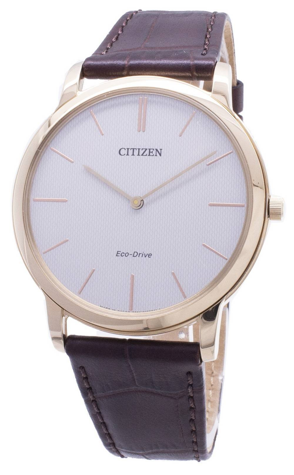 3aad489fd22 Details about Citizen Eco-Drive Stilleto Super Thin AR1113-12A Men s Watch