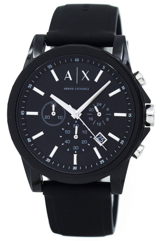 2ab1489c9 Armani Exchange Active Chronograph Quartz AX1326 Mens Watch ...