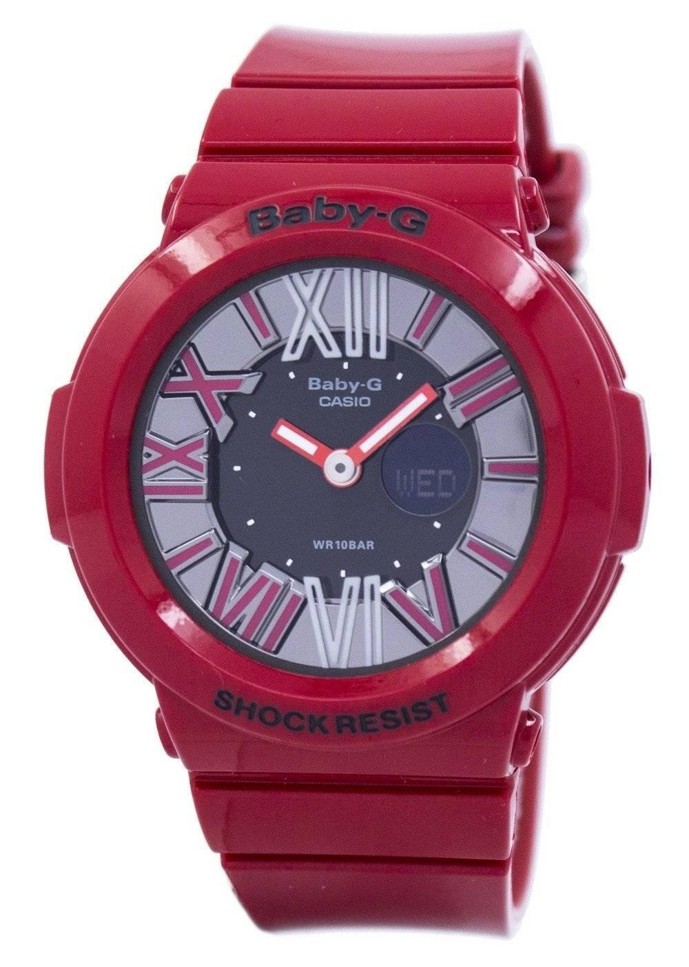 d2af54b951cf Casio Baby-G Analog-Digital BGA-160-4BDR Womens Watch 4971850967880 ...
