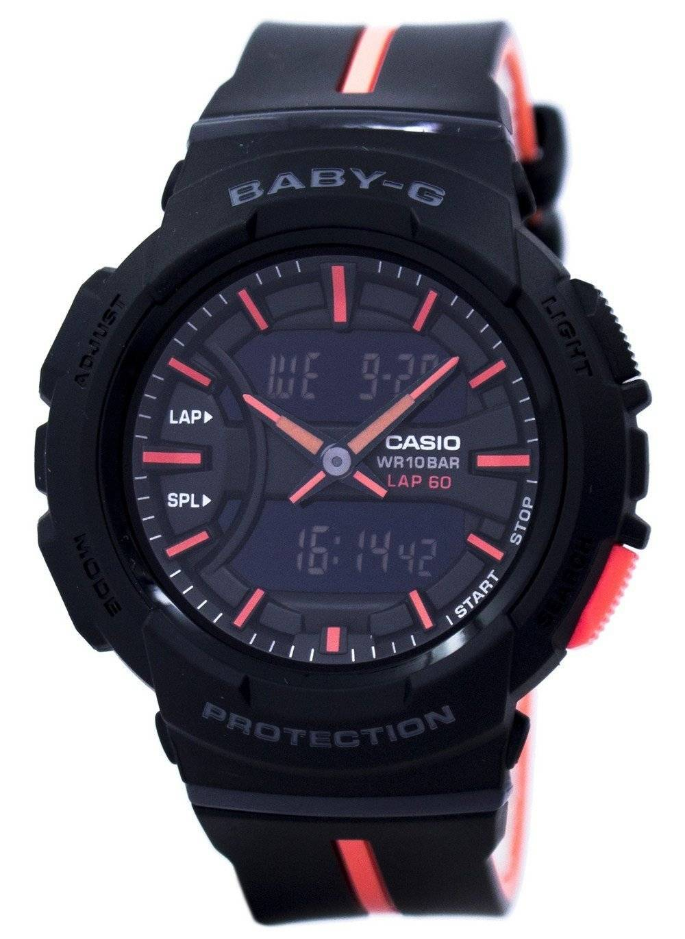 a4564673293 Casio Baby-G resistente agli urti Dual Time analogico digitale BGA-240L-1A  orologio. Orologio Citizen Eco-Drive AU1083-13 H maschile