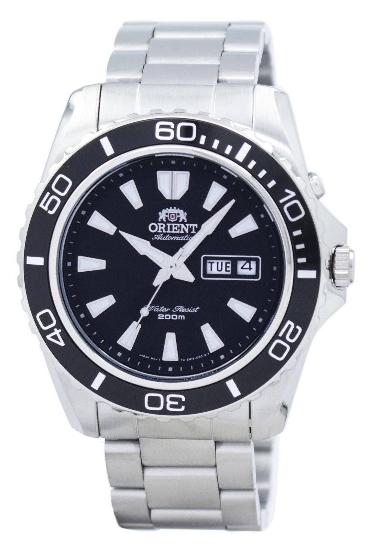Orient Mako Automatic 200m Diver CEM75001BR Men's Watch | eBay