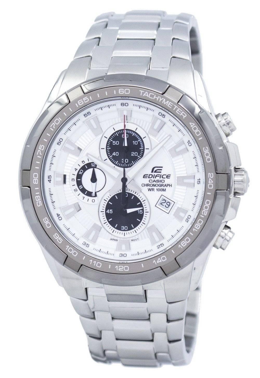 44025eb32d51 Reloj Casio Edifice Cronógrafo Tacógrafo EF-539D-7AV EF539D-7AV para hombre