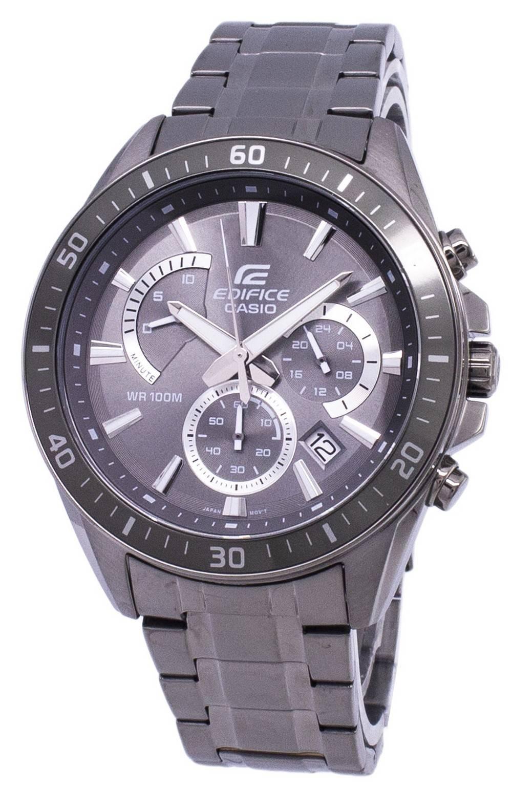 a4d02cdb9978 Casio Edifice Cronógrafo Cuarzo EFR-552GY-8AV EFR552GY-8AV Reloj de hombre