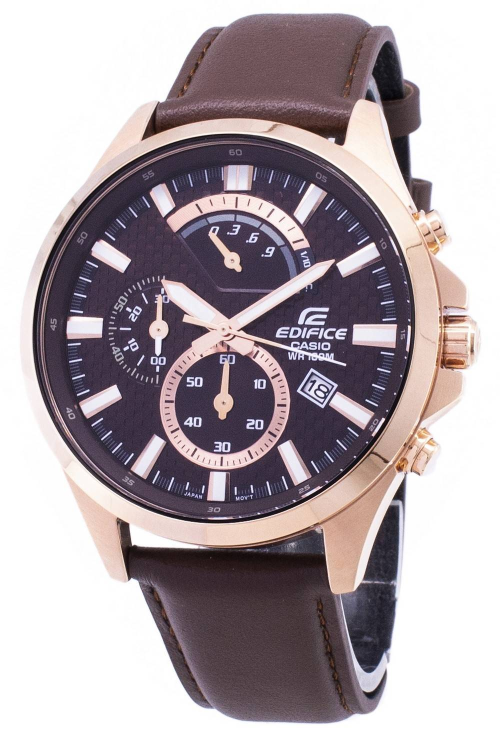 654c8d374448 Casio Edifice EFV-530GL-5AV Reloj cronógrafo de cuarzo para hombre ...