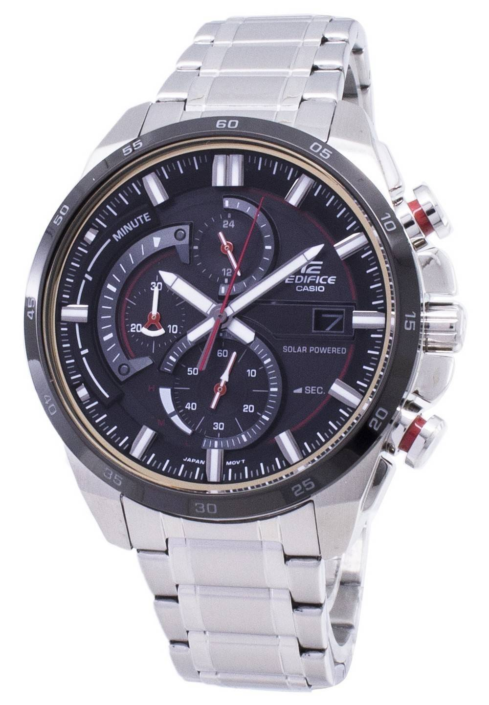 Details about Casio Edifice EQS-600DB-1A4 EQS600DB-1A4 Chronograph Analog  Mens Watch ccb33860483d