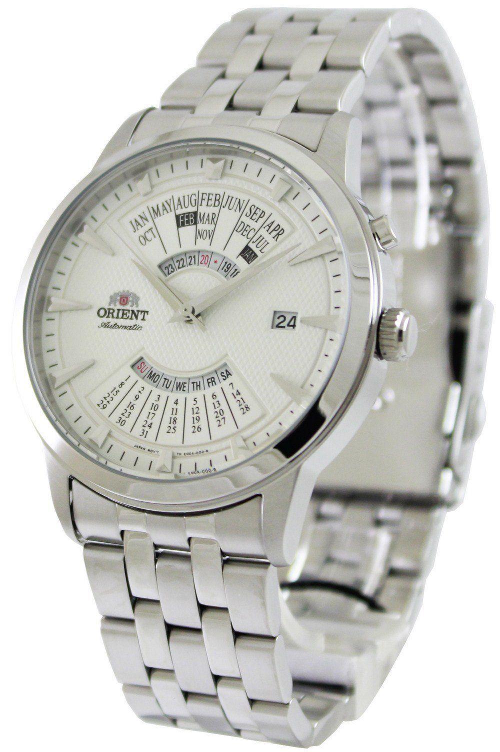 69fa736f7ff Orient Automatic Multi Year Calendar EU0A003W Mens Watch ...