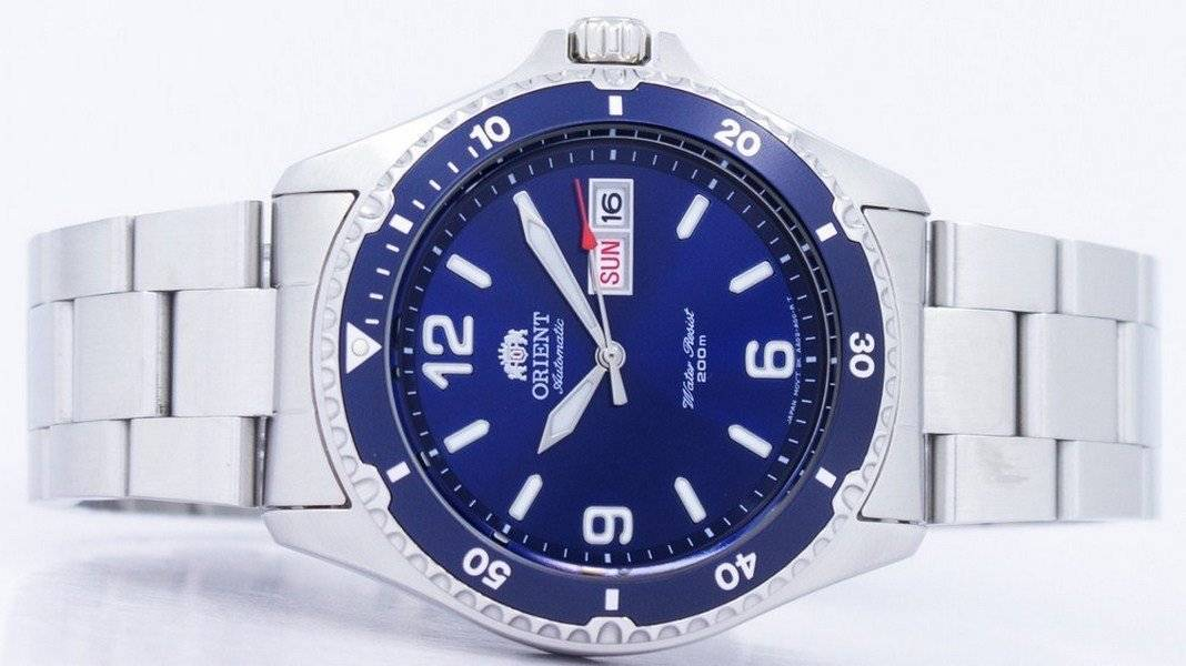 Details about Orient Mako II Automatic 200M FAA02002D9 Men's Watch