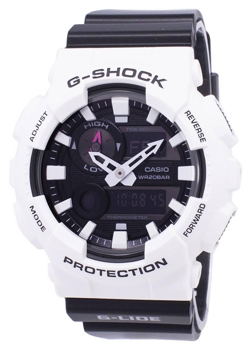6bb0bfba147b Casio G-Shock G-Lide Analog Digital GAX-100B-7A Mens Watch
