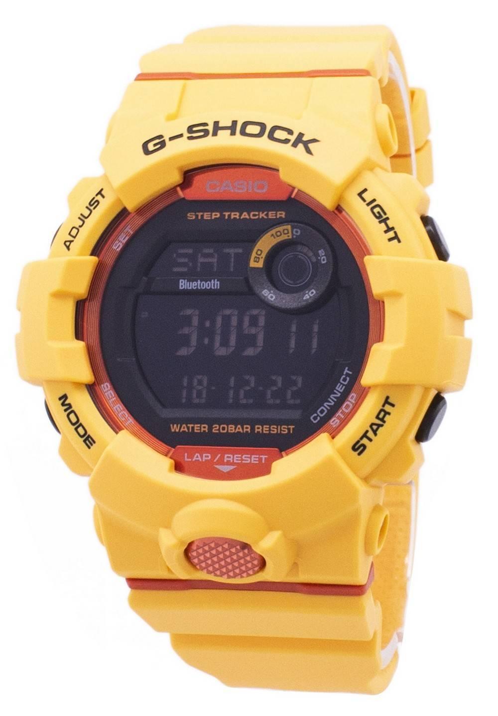 bc54388d2 Detalles acerca de Casio G-shock GBD-800-4 Bluetooth de cuarzo Reloj para  hombres 200M- mostrar título original