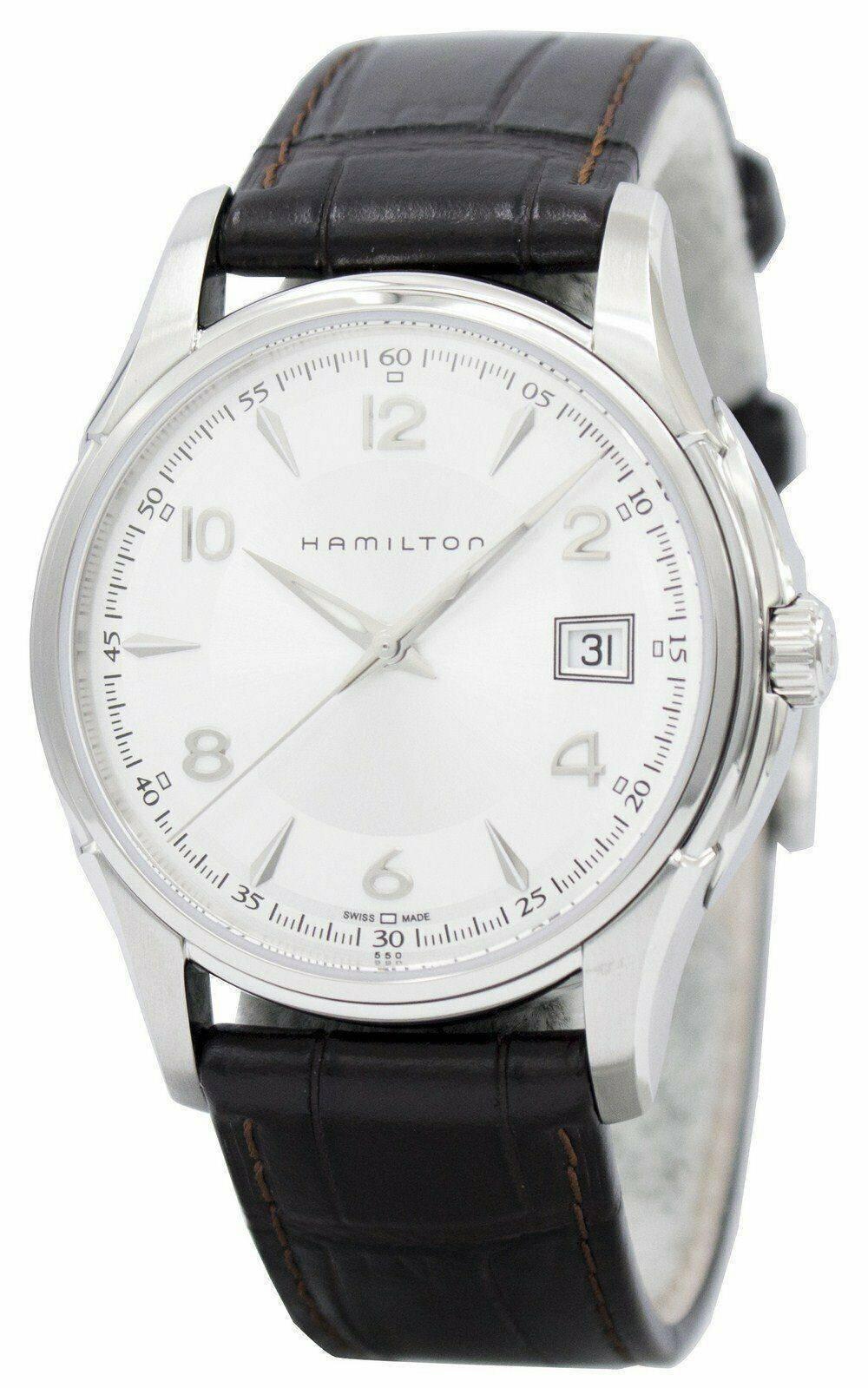 Hamilton Jazzmaster H32411555 Para Reloj American Hombre Classic Ygbf7y6
