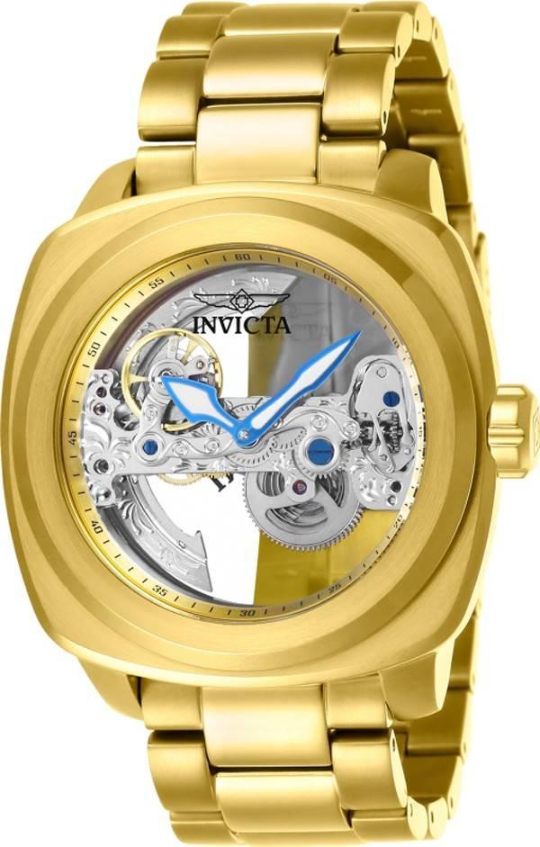 29fee8c61efd Reloj para hombre Invicta Aviator Automatic 200M 25235