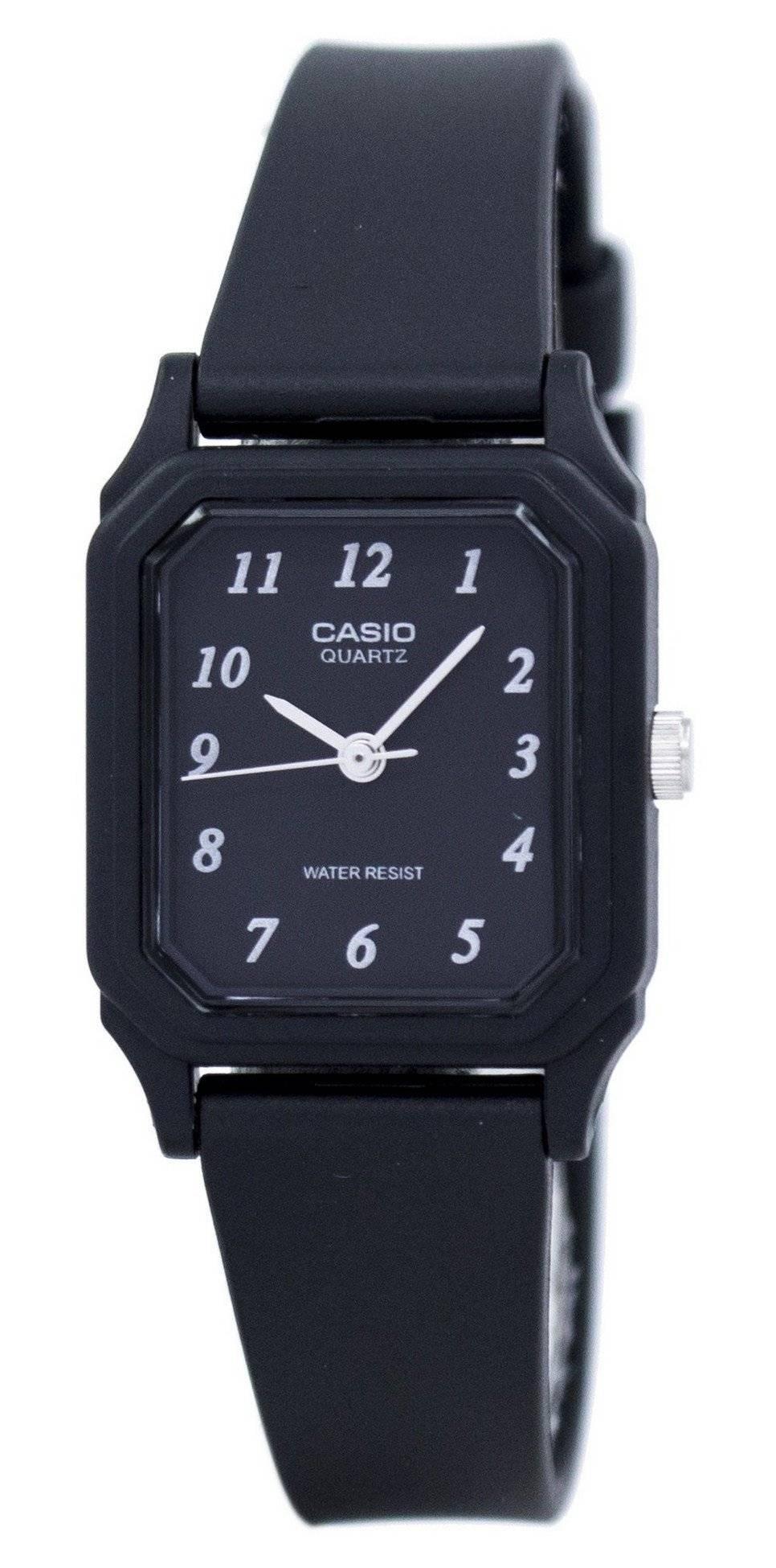 a23f0dd4609f Reloj Casio analógico cuarzo LQ-142-1B LQ142-1B Femenil es