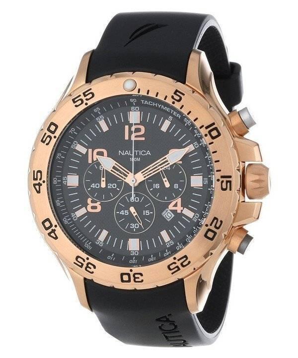 93fb566bd91 Relógio cronógrafo Nautica N18523G masculino pt