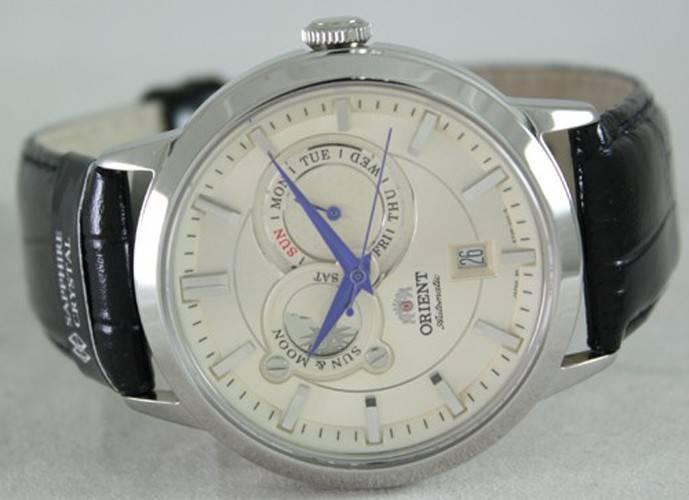 Orient-Automatic-Sun-Moon-SET0P003W0-Mens-Watch 縮圖 4