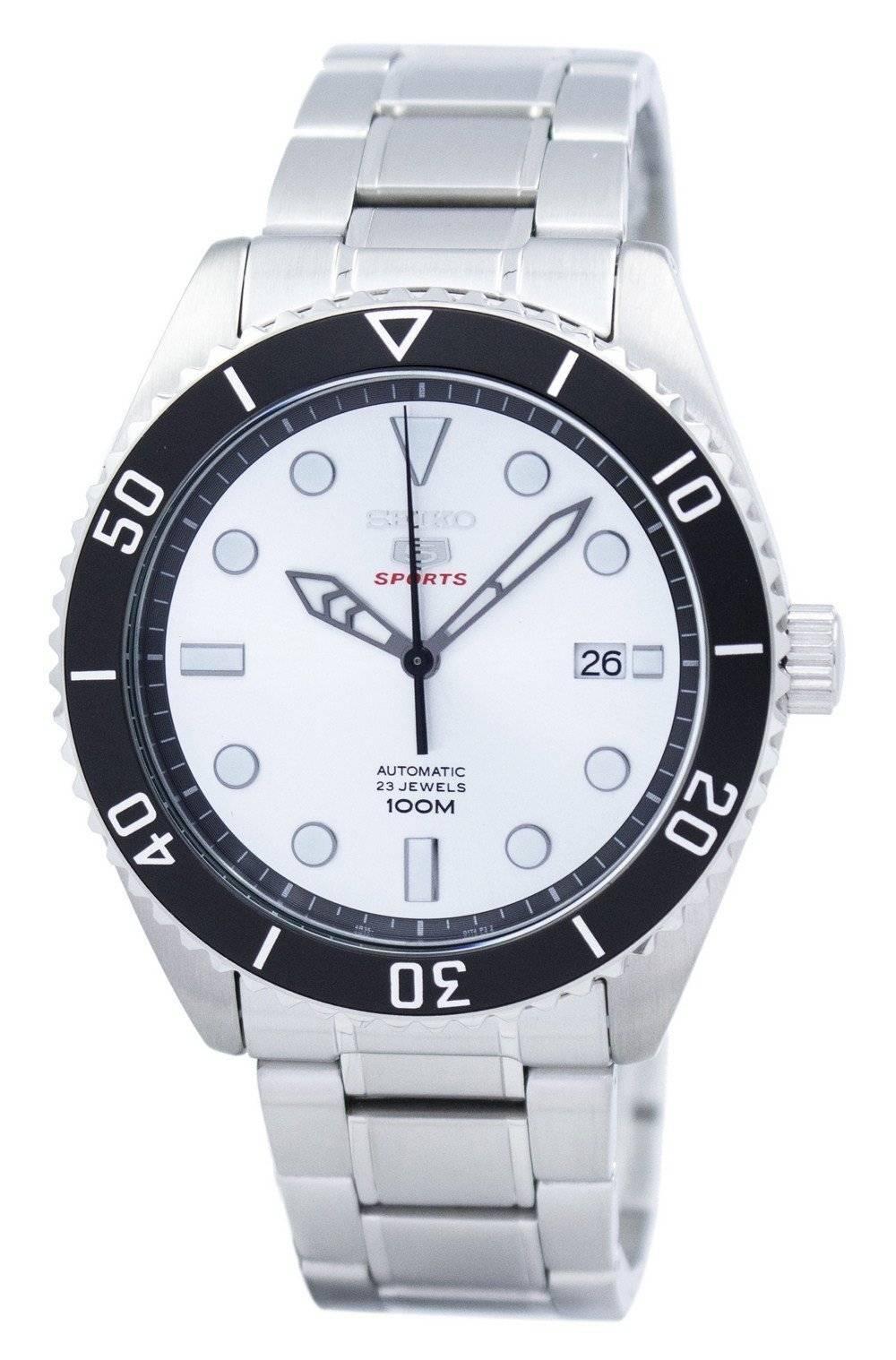 2abdc5342a7c Reloj Seiko 5 Sports automático SRPB87 SRPB87K1 SRPB87K de los hombres