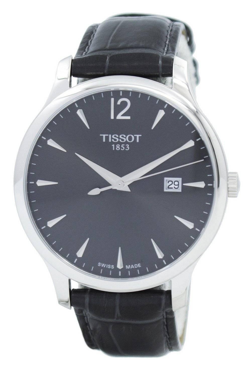 Tissot T Classic Tradition cuarzo T063.610.16.087.00 T0636101608700 Reloj para mujer