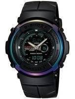 Casio G-Shock World Time Analog Digital 200m G-306X-1ADR G306X
