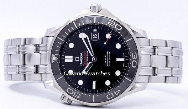 Omega Seamaster Professional Chronometer 300M 212.30.41.20.01.003 Men's Watch - Click Image to Close