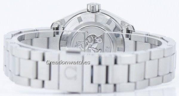 Omega Seamaster Aqua Terra 150M Quartz 231.10.30.60.55.001 Women's Watch - Click Image to Close