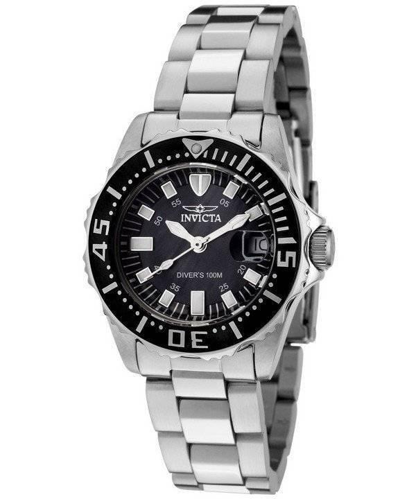Invicta Pro Diver 200M 2959 Women's Watch - Click Image to Close